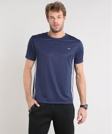13cf8d3161 Camiseta-Masculina-Esportiva-Ace-Gola-Careca-Manga-Curta-