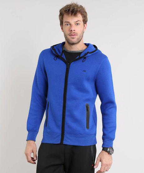 Blusao-Masculino-Esportivo-Ace-em-Moletom-com-Capuz-e-Bolsos-Azul-8865002-Azul_1