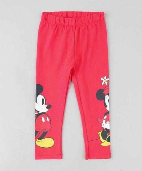 Calca-Legging-Infantil-Mickey-e-Minnie-Vermelha-9518151-Vermelho_1
