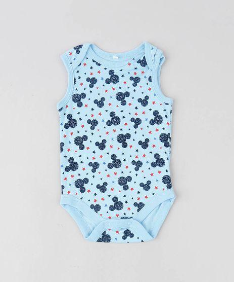 Body-Infantil-Mickey-Estampado-Sem-Manga-Gola-Careca-Azul-Claro-9190298-Azul_Claro_1