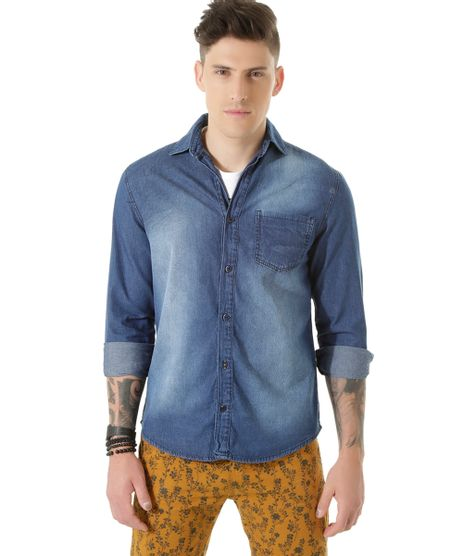 a3bd75090b8f7 Jeans em Moda Masculina - Camisas – ceacollections