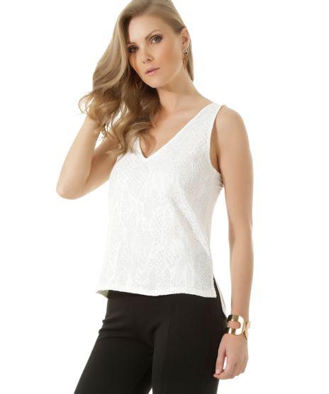 7c5d7fd5c Regata-com-Paetes-Off-White-8359036-Off White 1