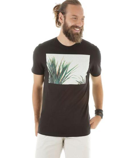 Camiseta--Folhagem--Preta-8429937-Preto 1 996df033ccf