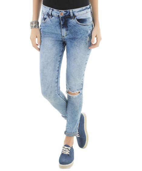 58e776031 Calca-Jeans-Super-Skinny-Azul-Claro-8449886-Azul Claro 1 ...