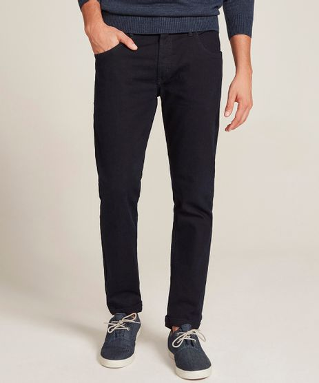Calca-Jeans-Masculina-Skinny-Preta-8368599-Preto_1