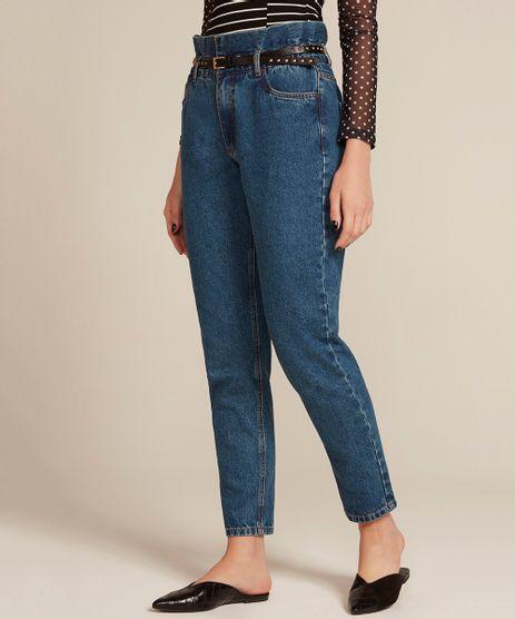 Calca-Jeans-Feminina-Mom-Azul-Medio-9539065-Azul_Medio_1