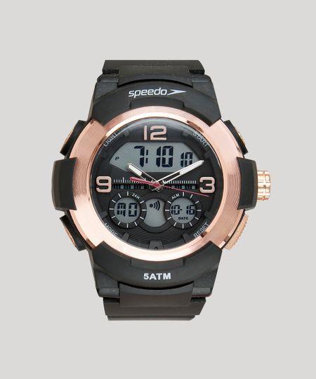 c9432c2f5 Relógio Digital Speedo Masculino - 11009G0EVNP2 Preto - Único ...