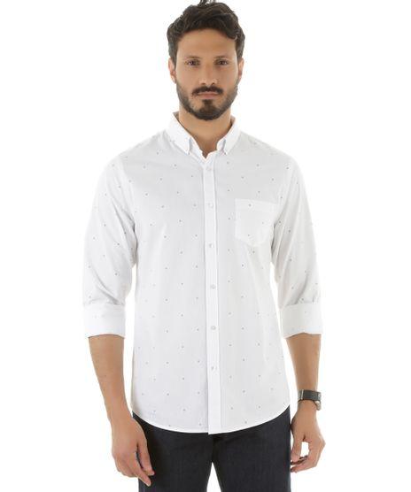 Camisa-Social-Estampada-de-Ancoras-Branca-8452753-Branco_1