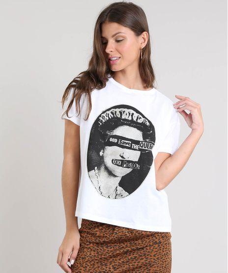 Blusa-Feminina-de-Banda-Sex-Pistols-Manga-Curta-Decote-Redondo-Off-White-9502167-Off_White_1