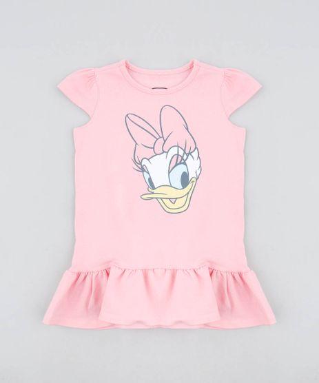 Vestido-Infantil-Margarida-com-Babado-Manga-Curta-Rosa-9415468-Rosa_1