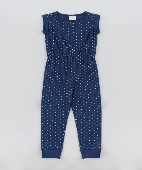Macacao-Infantil-Estampado-de-Poa-Sem-Manga-Azul-Marinho-9471144-Azul_Marinho_1