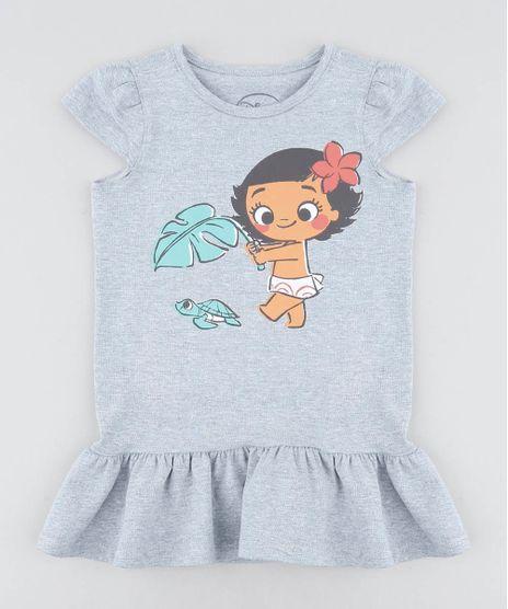 Vestido-Infantil-Moana-com-Babado-Manga-Curta-Cinza-Mescla-9415466-Cinza_Mescla_1