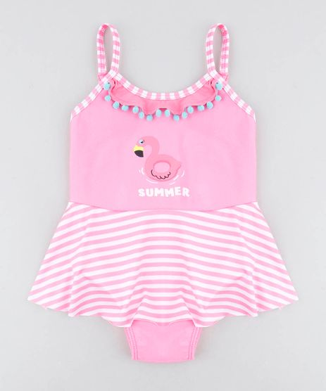 Maio-Infantil--Summer--com-Pompom-Rosa-Neon-9421827-Rosa_Neon_1