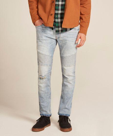 Calca-Jeans-Masculina-Skinny-com-Recorte-Azul-Claro-9450046-Azul_Claro_1