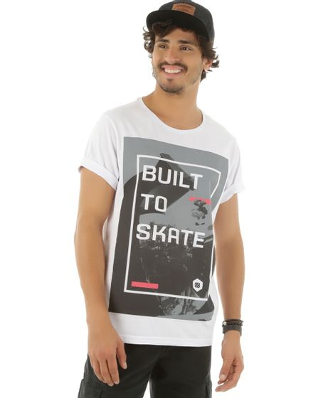 Camiseta--Built-To-Skate--Branca-8343539-Branco 1 ... 245ffd5e26a