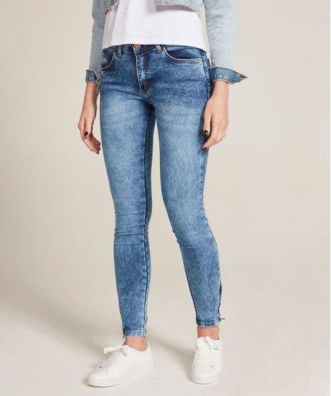b62074ff1e23 Calca-Jeans-Feminina-Super-Skinny-Azul-Medio-8784026- ...