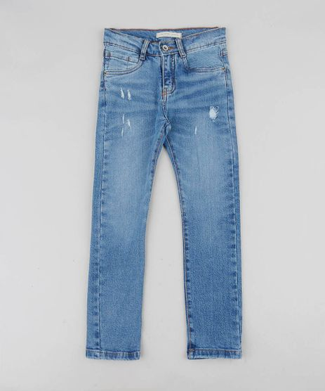 Calca-Jeans-Infantil-Destroyed-Azul-Medio-9507938-Azul_Medio_1