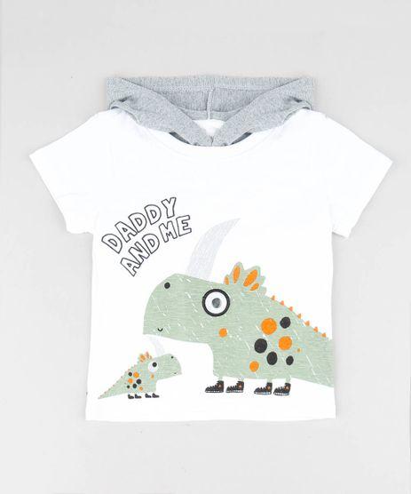 Camiseta-Infantil-Dinossauros-com-Capuz-Manga-Curta-Off-White-9428862-Off_White_1