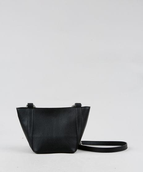 Bolsa-Feminina-Transversal-Pequena-Alca-com-Corrente-Preta-9379207-Preto_1