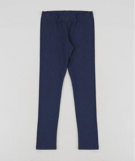 66351cb5b82 Calca-Legging-Infantil-Basica-Azul-Marinho-8520545-Azul Marinho 1 ...