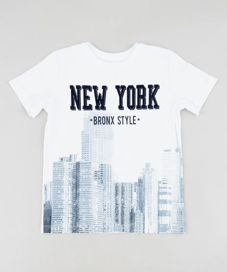 Camiseta-Infantil--New-York--Manga-Curta-Gola-Careca-Off-White-9047761-Off_White_1