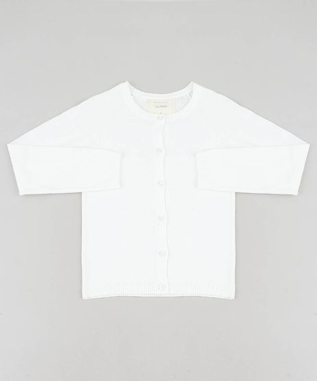 Cardigan-Infantil-Basico-em-Trico-Decote-Redondo-Off-White-9457616-Off_White_1