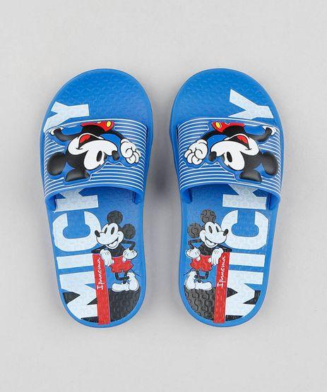 Chinelo-Slide-Infantil-Ipanema-Mickey-Azul-9512192-Azul_1
