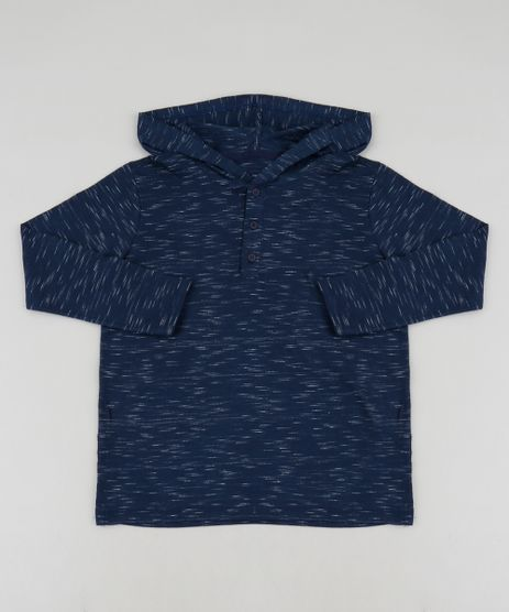 Camiseta-Infantil-com-Capuz-e-Botoes-Manga-Longa-Azul-Marinho-9510883-Azul_Marinho_1