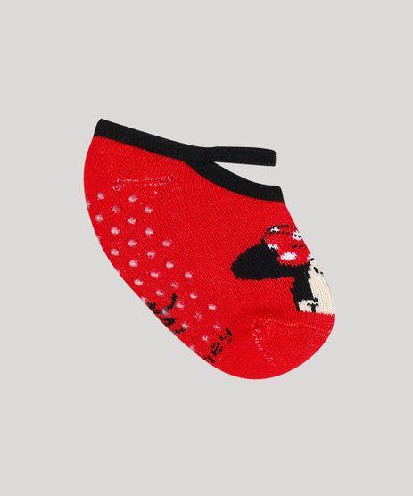 Meia-Infantil-Sapatilha-Minnie-Vermelha-9055745-Vermelho_1