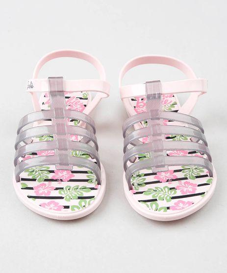 Sandalia-Infantil-Grendene-Barbie-com-Estampa-Floral-Rosa-Claro-9511490-Rosa_Claro_1