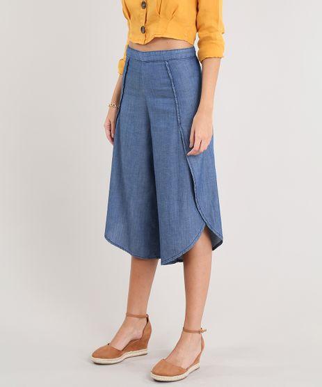 Calca-Jeans-Pantacourt-Feminina-Envelope-Azul-Medio-9539077-Azul_Medio_1
