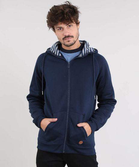 Blusao-Masculino-em-Moletom-com-Capuz-e-Bolsos-Azul-Marinho-9335779-Azul_Marinho_1