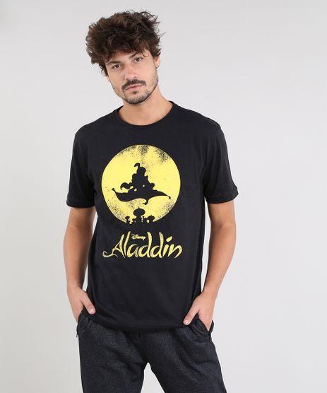 Camiseta-Masculina-Aladdin-Manga-Curta-Gola-Careca-Preta-9545262-Preto_1