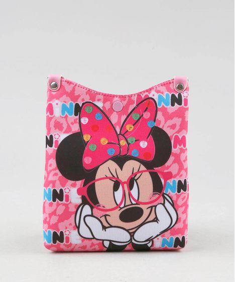 e1d18e97a Bolsa-Infantil-Minnie-Estampada-Rosa-9537934-Rosa_1 ...