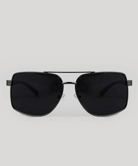 Oculos-de-Sol-Quadrado-Masculino-Oneself-Grafite-9566242-Grafite_1