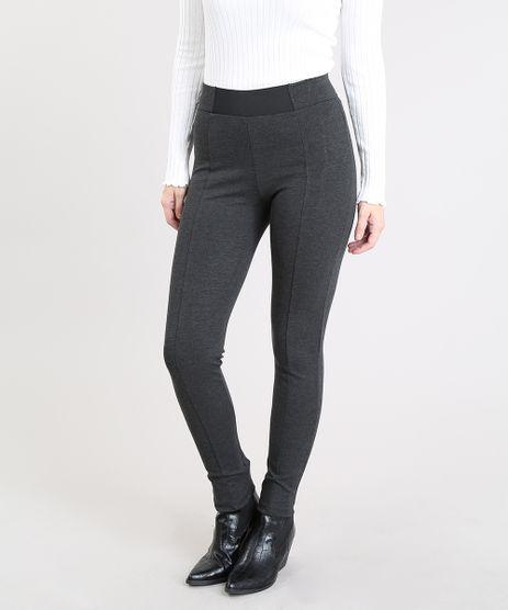 Calca-Legging-Feminina-com-Recortes-Cinza-Mescla-Escuro-9452315-Cinza_Mescla_Escuro_1