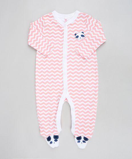 Macacao-Infantil-Panda-Estampado-Chevron-com-Pezinho-Manga-Longa-Rosa-9188420-Rosa_1