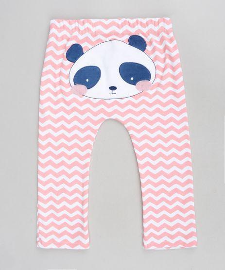 Calca-Infantil-Panda-Estampada-Chevron-Coral-9188418-Coral_1