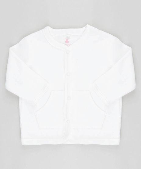 Cardigan-Infantil-em-Plush-com-Bolsos-Off-White-9195541-Off_White_1