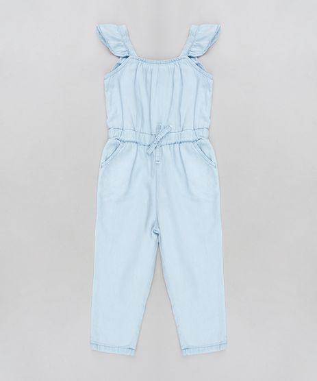 Macacao-Infantil-Jeans-com-Babado-Azul-Claro-9417138-Azul_Claro_1