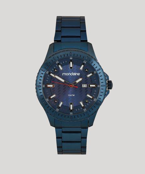 0c1a3e96d8f Relogio-Analogico-Mondaine-Masculino---83465GPMVES1-Azul-9553700-