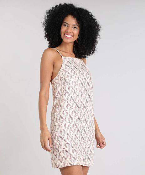 Vestido-Feminino-Curto-Halter-Neck-Estampado-Alca-Fina-Bege-9411279-Bege_1