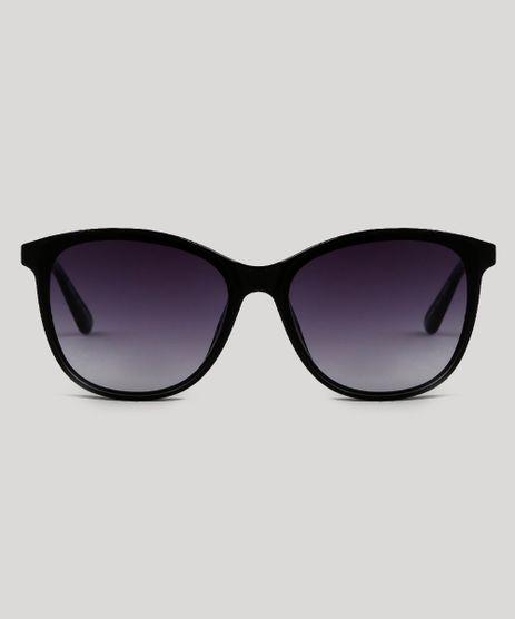 47603db74a8d1 Óculos de Sol Quadrado Feminino Oneself Preto - cea