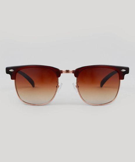 921a014b72a23 Oculos-de-Sol-Quadrado-Feminino-Oneself-Vermelho-9566239-