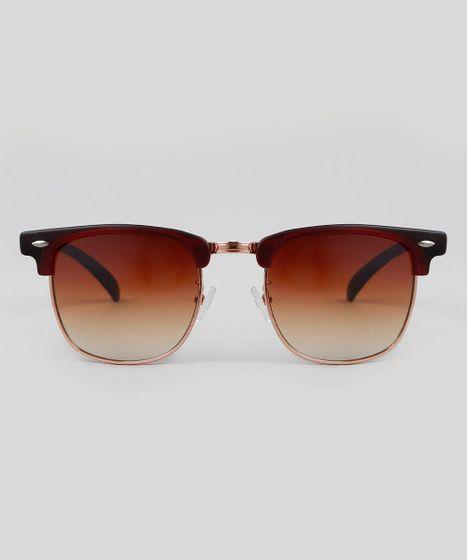 aec111abb Oculos-de-Sol-Quadrado-Feminino-Oneself-Vermelho-9566239- ...