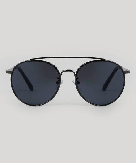 Oculos-de-Sol-Redondo-Feminino-Oneself-Grafite-9566223-Grafite_1