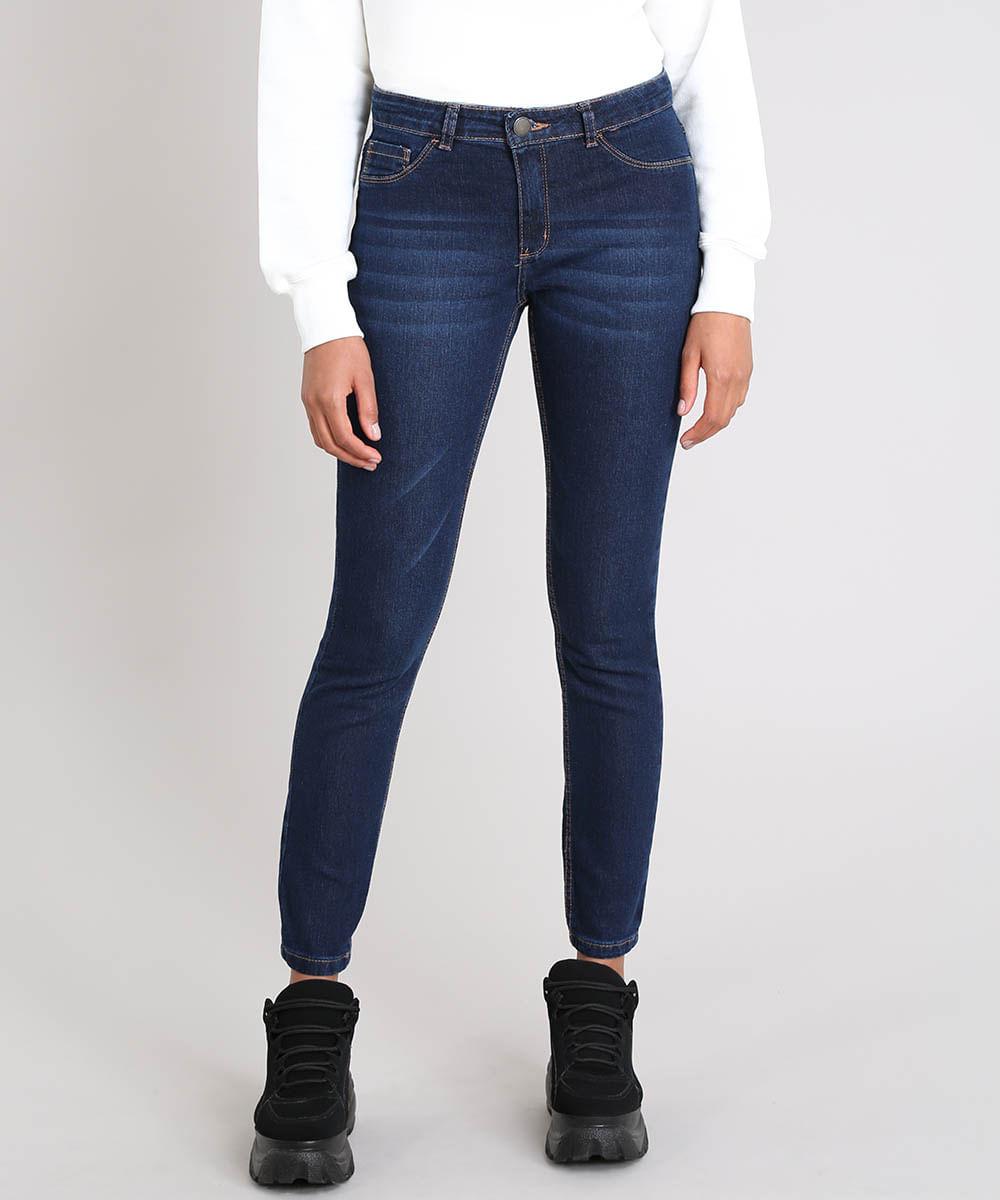 155d8dcd3 ... Calca-Jeans-Feminina-Cigarrete-Azul-Escuro-9042823-Azul_Escuro_1