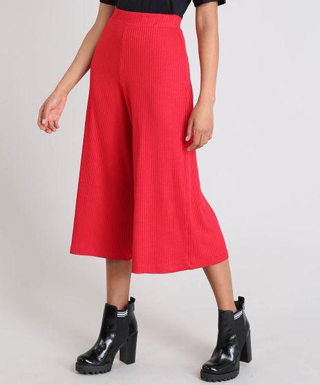 Calca-Feminina-Pantacourt-Canelada-Vermelha-9522004-Vermelho_1