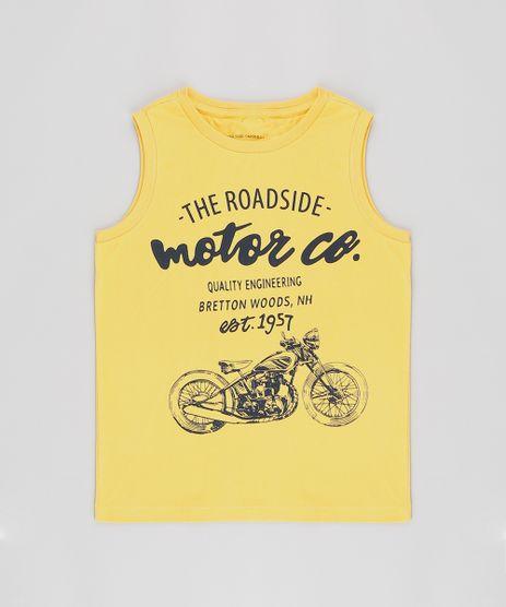 Regata-Infantil-Motocicleta-Gola-Careca-Mostarda-9483321-Mostarda_1