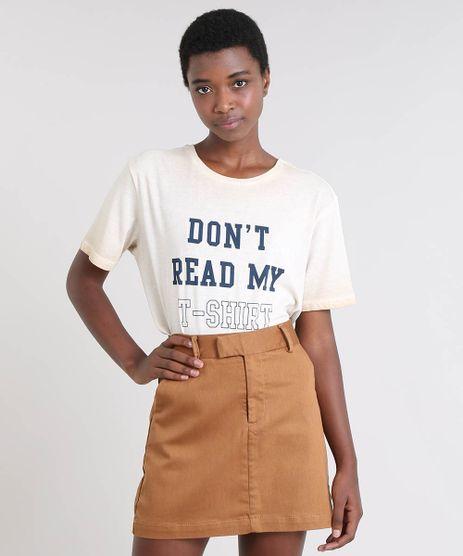 af3080b92 T-Shirt-Feminina-Mindset--Don-t-Read--